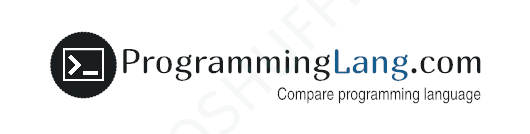 Compare Programming Language