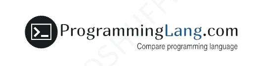 编程语言比较